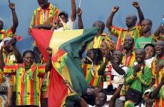 On song: here's how Ghana prepared for their ACN opener