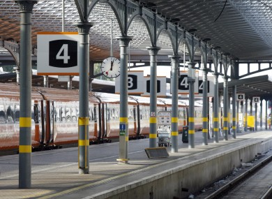51 new rail carriages remain out of public service because of technical problems - while intercity routes remain overcrowded.