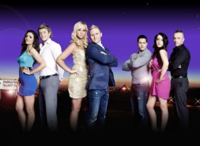 TV3 is concentrating on its strengths- popular programmes such as Tallafornia.