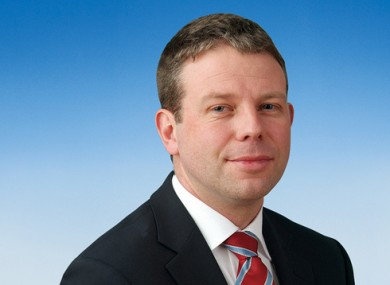 Fine Gael TD Noel Harrington who topped the list of expense claimants