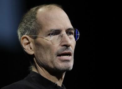 Steve Jobs in 2011