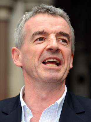 yanair Chief executive Michael O'Leary