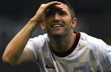 Robbie Keane could be back at Villa permanently if McLeish has his way