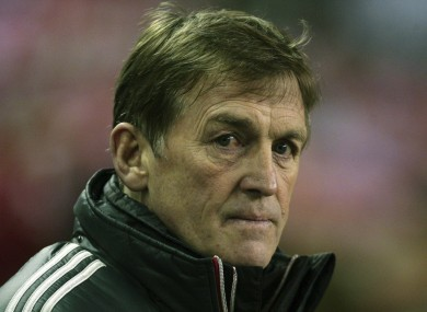Dalglish has tried to act as the peacemaker ahead of Saturday's game.