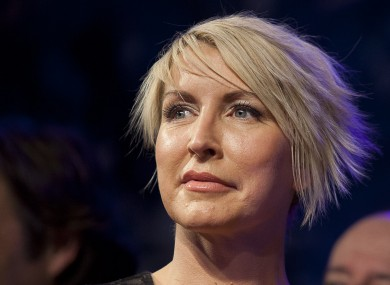 Heather Mills pictured earlier this month