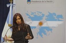 Argentina to complain to UN over UK 'militarisation' in Falklands region