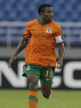 Zambian captain Christopher Katongo has had a terrific tournament so far.