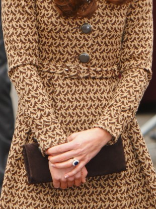 Orla Kiely's 'Birdie' dress sold out in minutes after Kate Middleton was spotted wearing it.