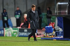 Rethink: AVB now fears Abramovich axe