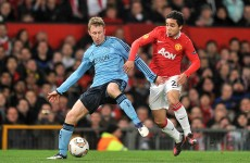 As it happened: Manchester United v Ajax, Europa League