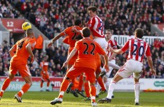 Physical Stoke put Swansea in their place