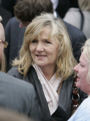Anne Harris, pictured in 2008. Harris has been appointed editor of the Sunday Independent, succeeding her late husband Aengus Fanning.