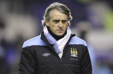 Ray of hope for Tevez, as Mancini says: 'Let's talk'.