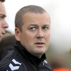 Tommy Dunne was, quite literally, out in the cold in terms of irish management circles.