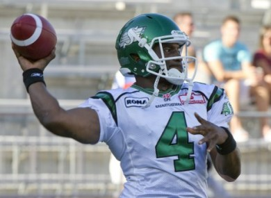 The Saskatchewan Roughriders aren't recruiting but you could support them...