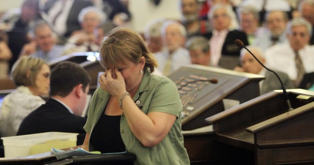 New Hampshire quashes attempt to ban gay marriage
