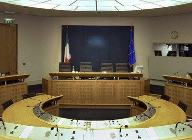 Committee Room 4 is the only one of the four committee rooms not to have mobile phone coverage.