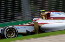 HRT to miss the Australian Grand Prix after failing to qualify