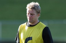 Lewis Moody forced to retire with shoulder i