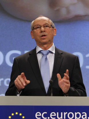 European Commissioner for Financial Programming and Budget Janusz Lewandowski