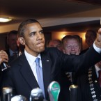President Barack Obama visits Ireland in May. (AP Photo/Charles Dharapaki/PA Images)