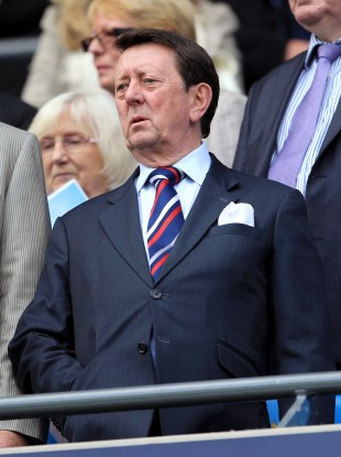 Dave Richards has controversially accused FIFA and UEFA of stealing soccer from the English.