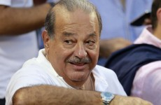 Five Irishmen make Forbes' billionaires list as Carlos Slim comes top… again