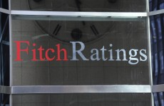 Fitch downgrades UK outlook to negative