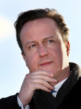 British Prime Minister David Cameron (File)