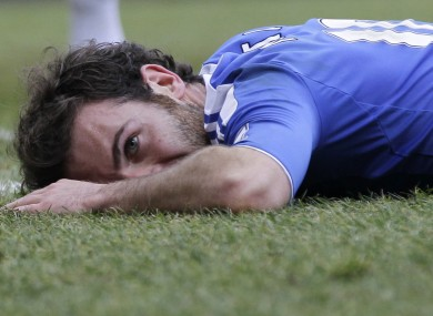 Juan Mata: 'in a bad moment'.