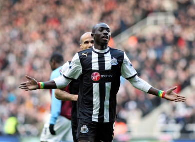 Cisse has been in excellent form of late.