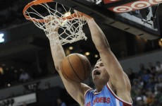 Watch: This alley-oop to Blake Griffin sums up the LA Clippers' season