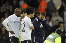 Tottenham players request heart screenings following Muamba incident