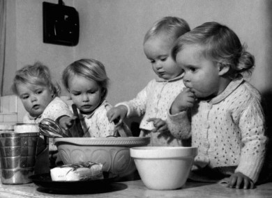 Little tykes: Will the draft BAI Children's Commercial Communications Code affect your children's eating habits?
