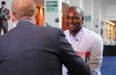 Here we go again as Vieira has another shot at United