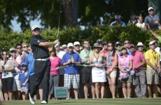 Prep talk: McDowell shakes up his Masters plan with a trip to Houston