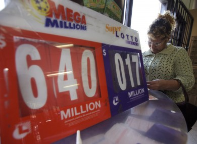 It is estimated that Americans spent over $1.5 billion on tickets for last night's Mega Millions jackpot, the largest in the history of any lottery in the world.