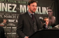 Showdown in the Sun Bowl: Lee challenges Chavez Jr to title fight