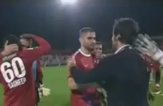 WATCH: Keeper hit with 17-game ban for slapping Spanish coach