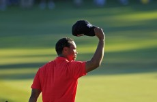 Tiger gets back to what he does best… winning