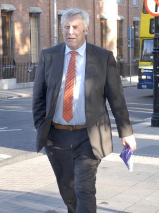 Minister Fergus O'Dowd