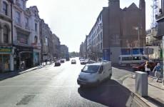 Man left in a serious condition after Dublin city centre assault