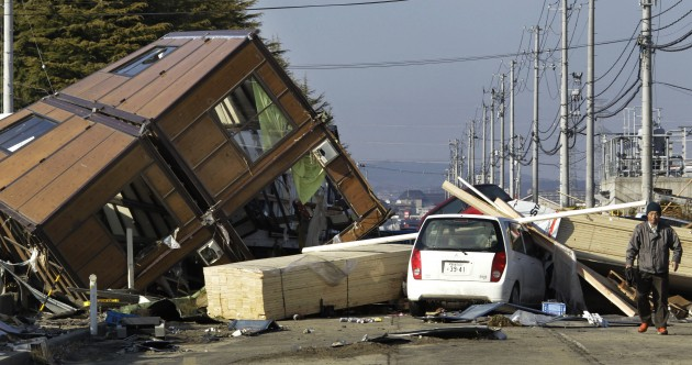 Another Japanese earthquake could trigger 34-metre tsunami: report