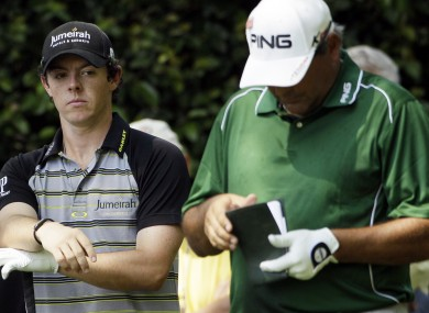 McIlroy: a picture is worth a thousand words