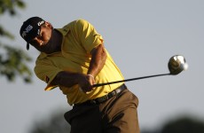Long shots: 4 dark horse bets for the Masters 2012