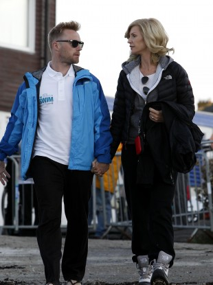 Ronan and Yvonne Keating in 2012: Ronan Keating has confirmed media reports that the pair have split up after almost 14 years of marriage.