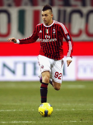 AC Milan forward Stephan El Shaarawy was affected by the death of Piermario Morosini.