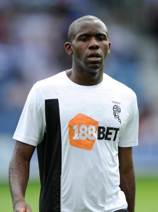 Muamba collapased on the pitch during an FA Cup tie against Tottenham.