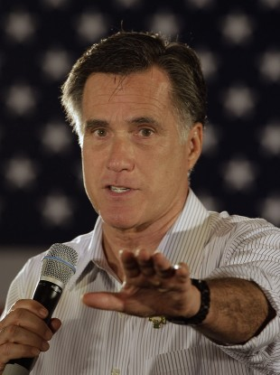 Who's it going to be, Mitt?