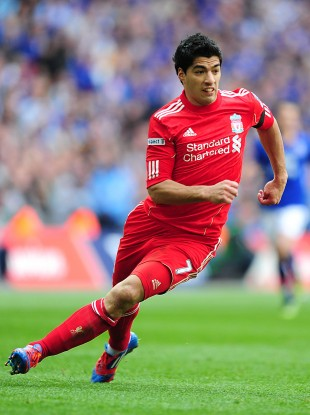 Can Luis Suarez get among the goals today?